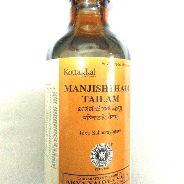 buy Ayurvedic Manjishthadi Tailam in UK & USA