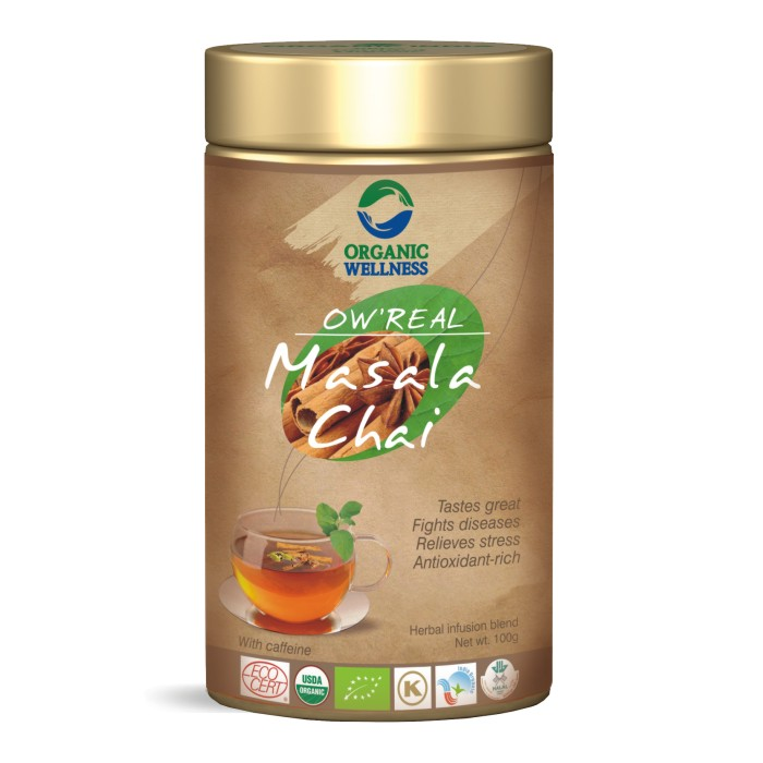 buy Organic Wellness Tulsi Masala Tea in UK & USA
