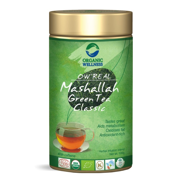 buy Organic Wellness Mashallah Green Tea in UK & USA