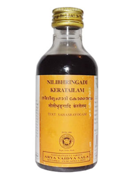 buy Nilibhringadi Kera Thailam in UK & USA
