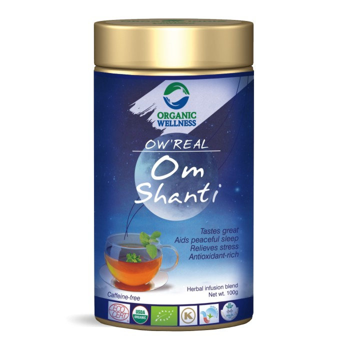 buy Organic Wellness Om Shanti Tea in UK & USA