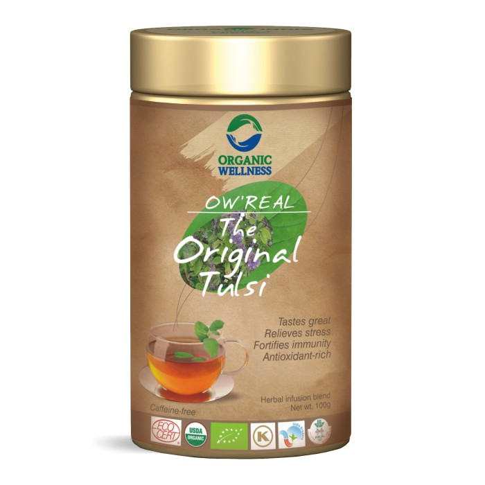 buy Organic Wellness The Original Tulsi Green Tea in UK & USA