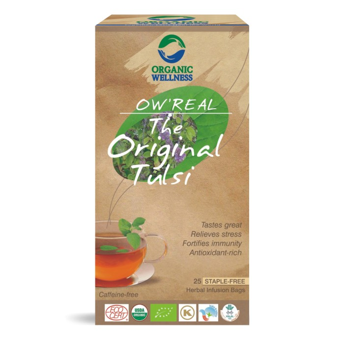 buy Organic Wellness The Original Tulsi Tea Bags in UK & USA