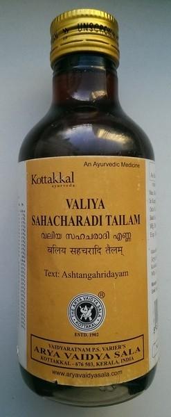 buy Ayurvedic Valiya Sahacharadi Tailam in UK & USA