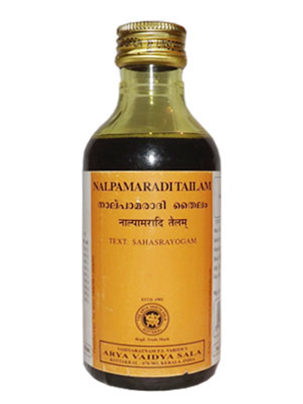buy Ayurvedic Nalpamaradi Tailam in UK & USA