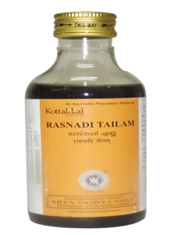 buy Ayurvedic Rasnadi Tailam in UK & USA