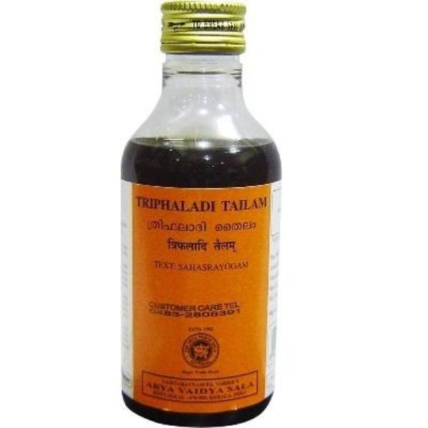 buy Ayurvedic Triphaladi Tailam in UK & USA
