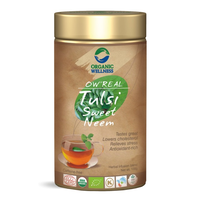 buy Organic Wellness Tulsi Sweet Neem Tea in UK & USA