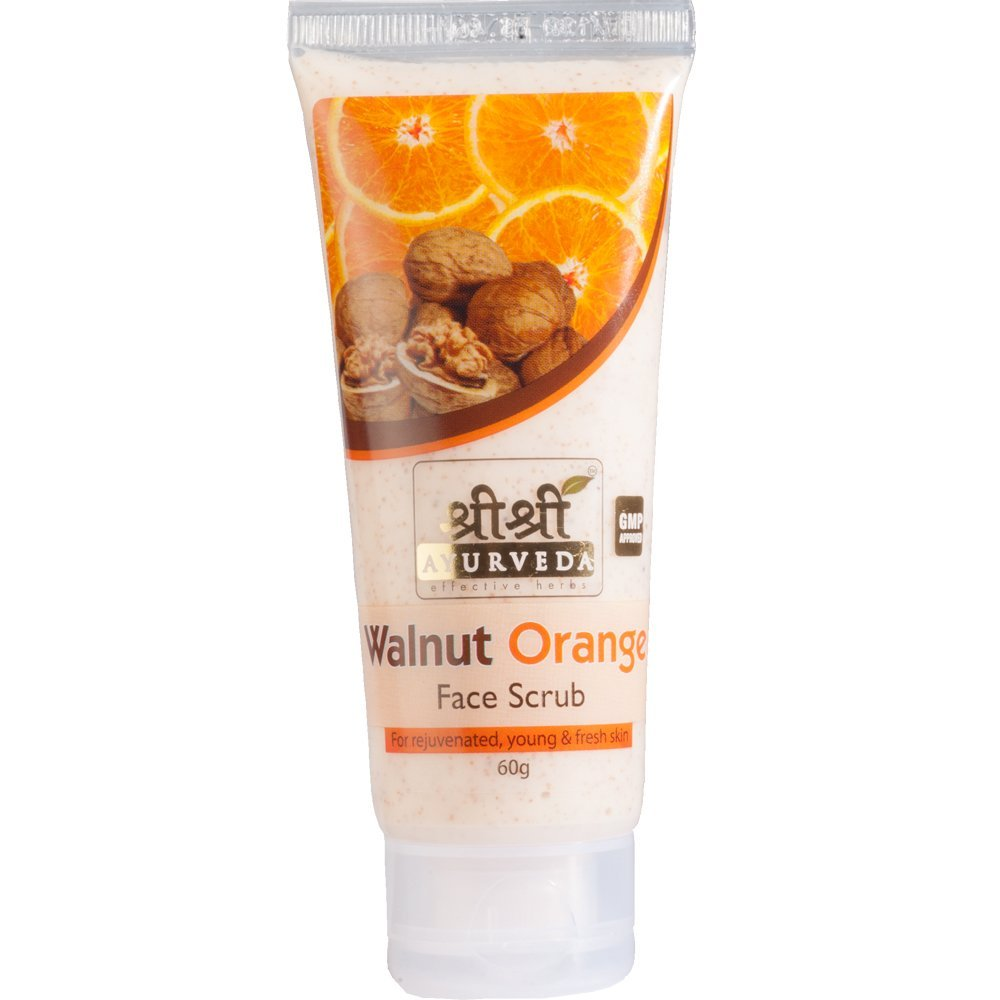 buy Walnut Orange Face Scrub in UK & USA