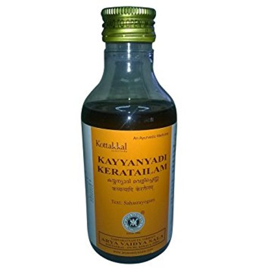 buy Arya Vaidya Sala Kayyanyadi Thailam 200ml in UK & USA