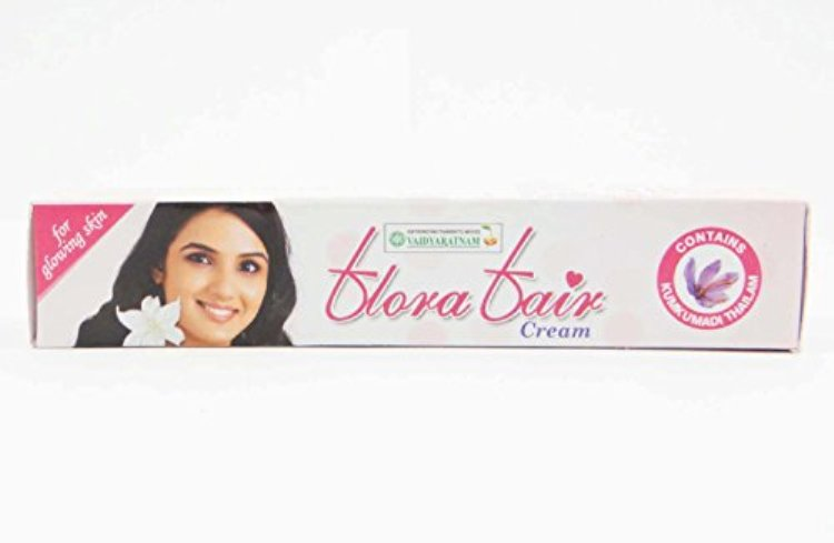 buy Vaidyaratnam Flora Fair Cream in UK & USA