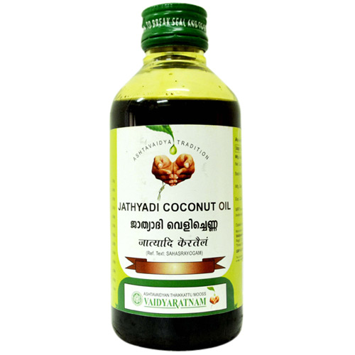 buy Jathyadi Kera /Coconut Thailam in UK & USA