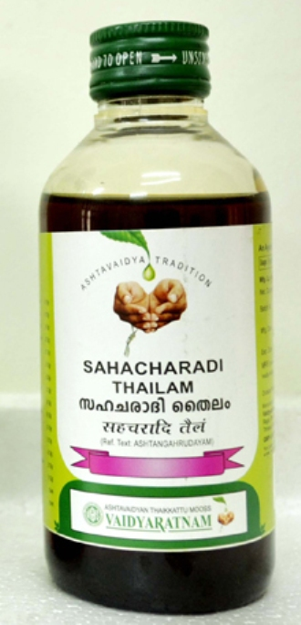 buy Vaidyaratnam Ayurvedic Sahacharadi Thailam in UK & USA