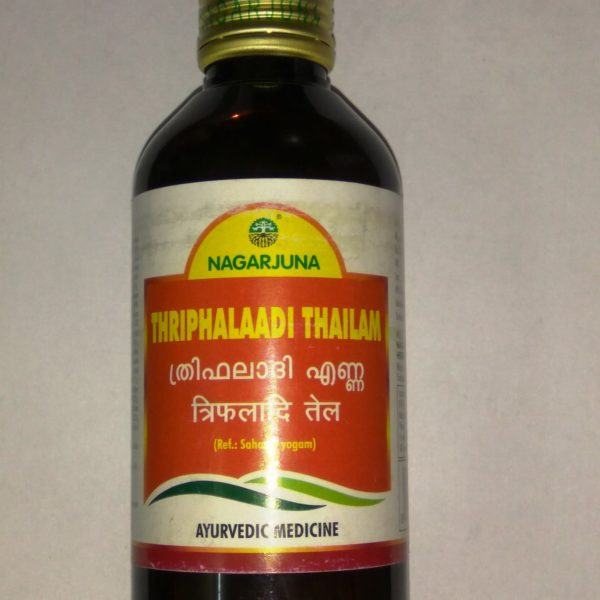 buy Nagarjuna Herbal Thriphalaadi/Thriphaladi Thailam in UK & USA